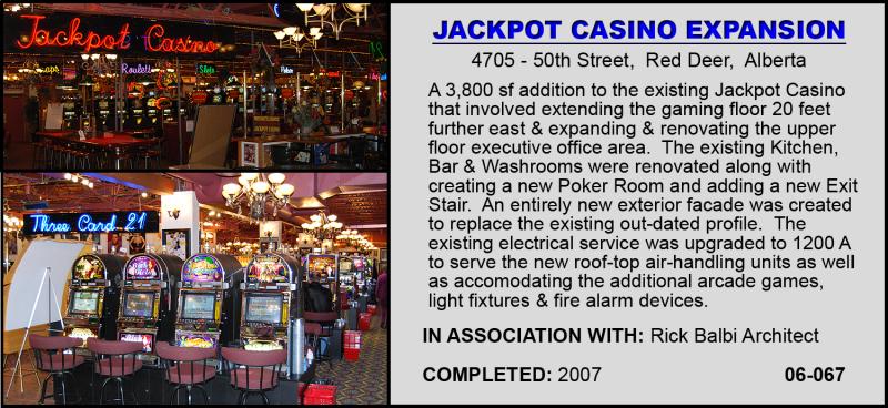Red deer casino win
